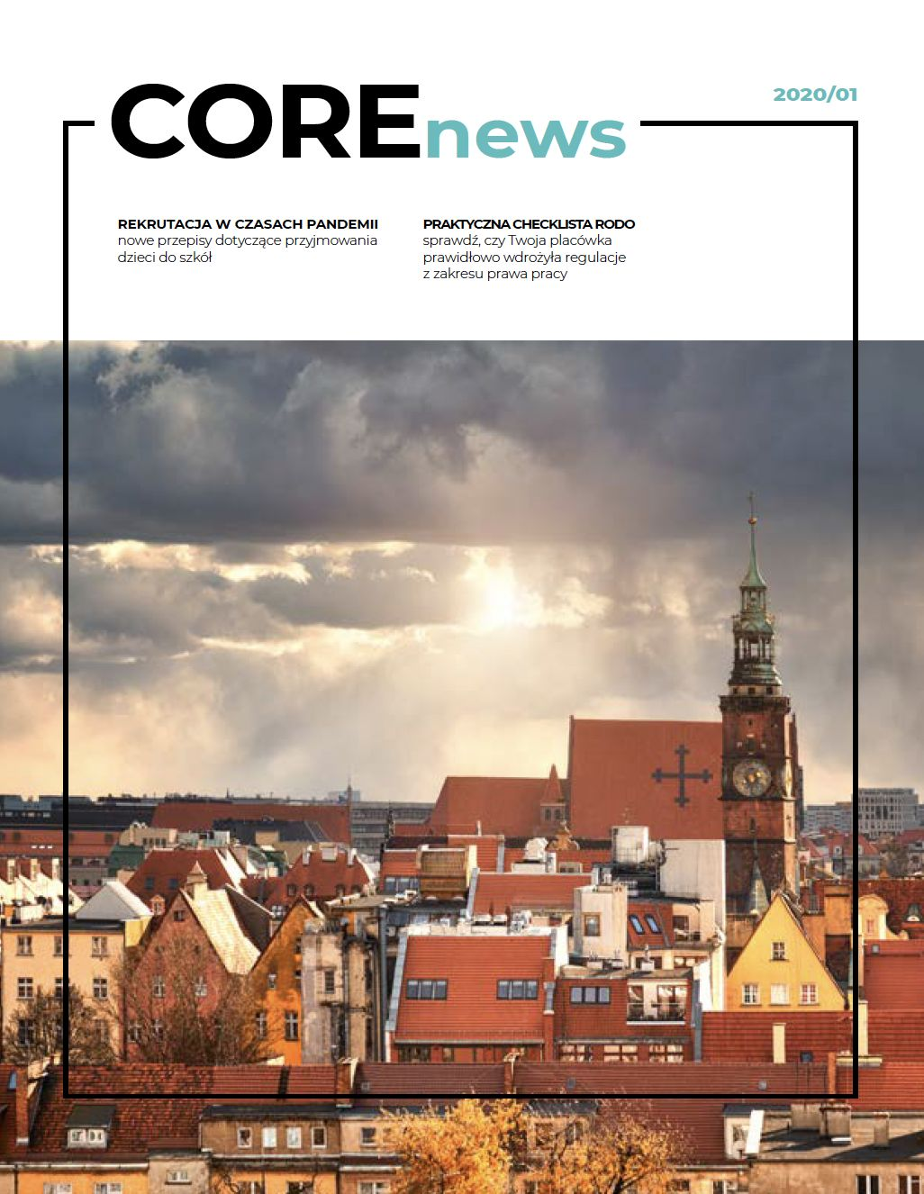 Core Consulting News 2020/1